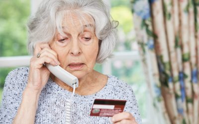 Senior recovers money sent in telephone scam