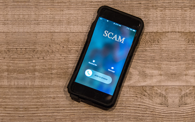 Two alleged money mules arrested in connection with transnational phone scams