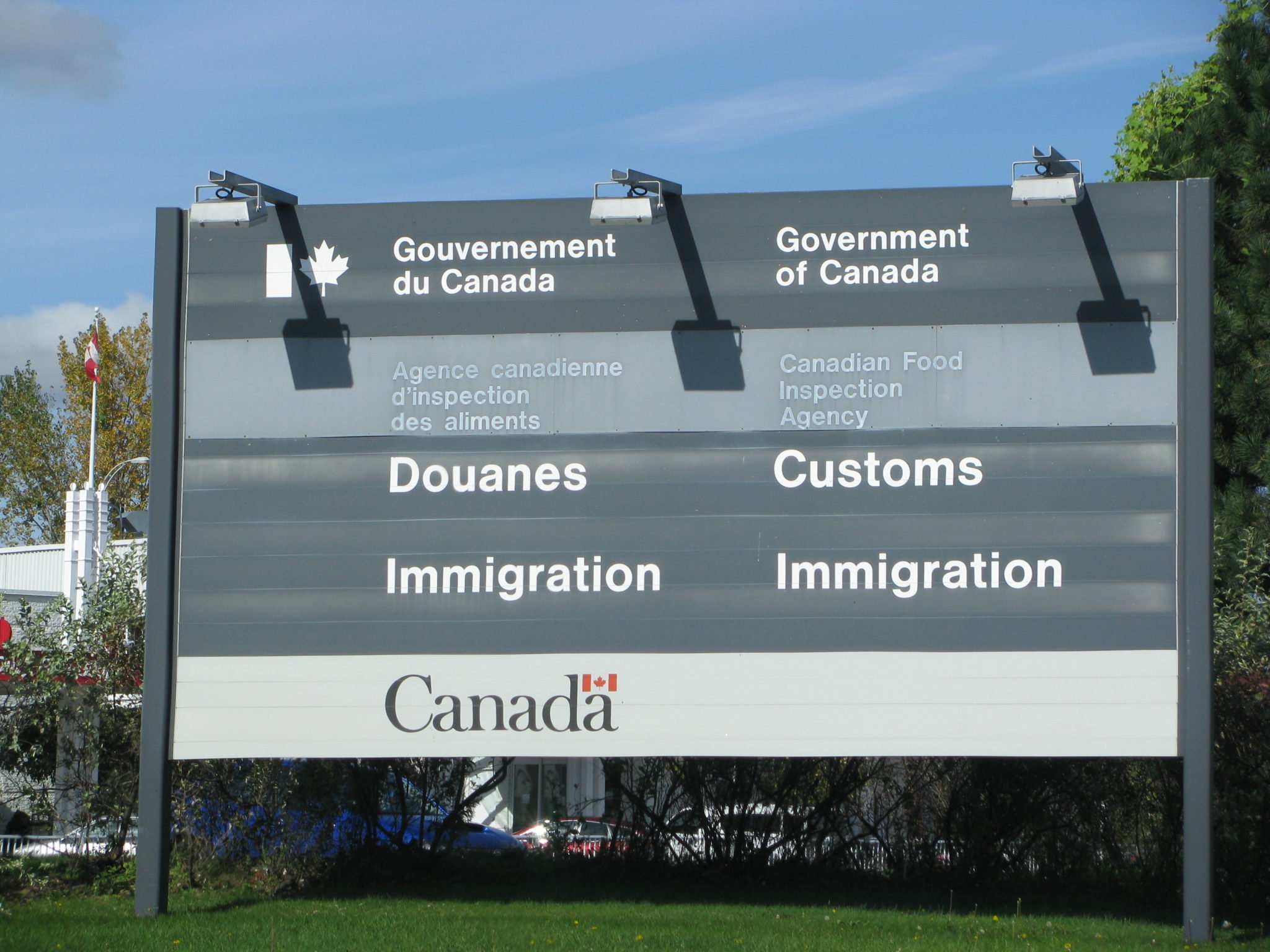 Canada Border Services Agency charges Alberta woman with immigration fraud