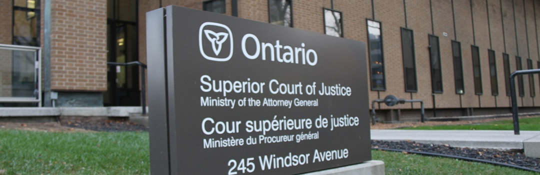 Fraud case charges stayed because of judge shortage in Ontario Superior Court