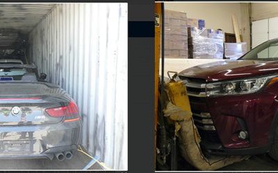 40 vehicles recovered in auto finance fraud investigation