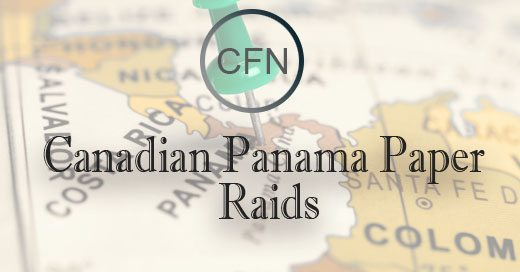 CRA conducts simultaneous Panama Papers raids in the GTA, Calgary and Vancouver