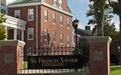 St. Francis Xavier University accuses ex-Coady finance director of misappropriating at least $243K
