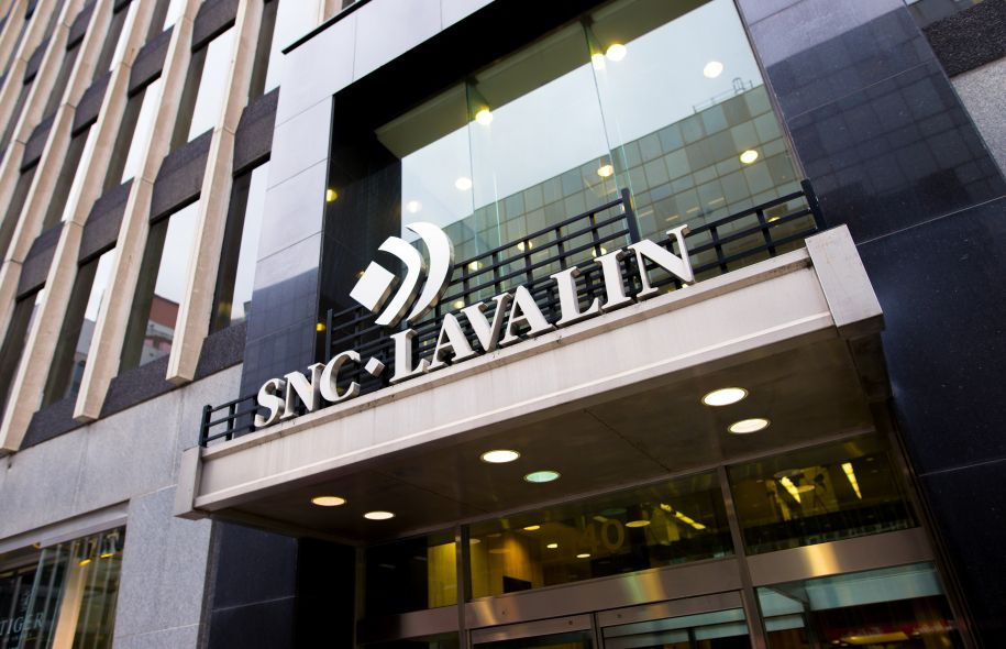 SNC Lavalin reaches agreement to repay Quebec municipalities for contracts obtained through fraudulent tactics