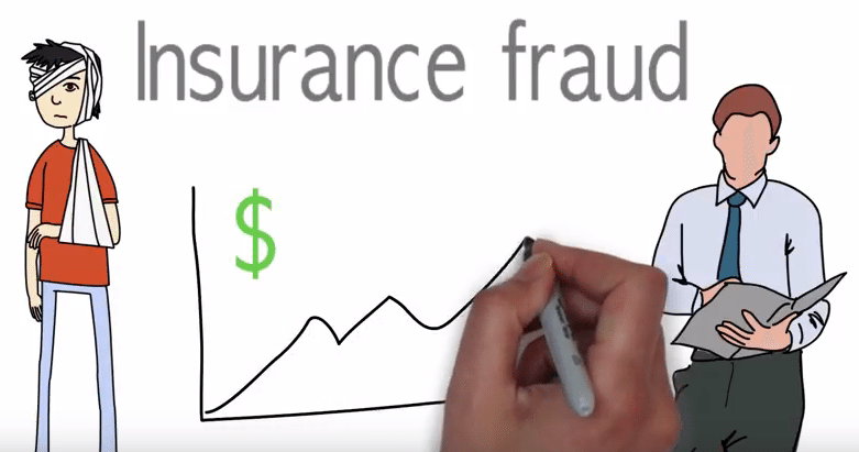 What is insurance fraud? Scheme explained in short animation