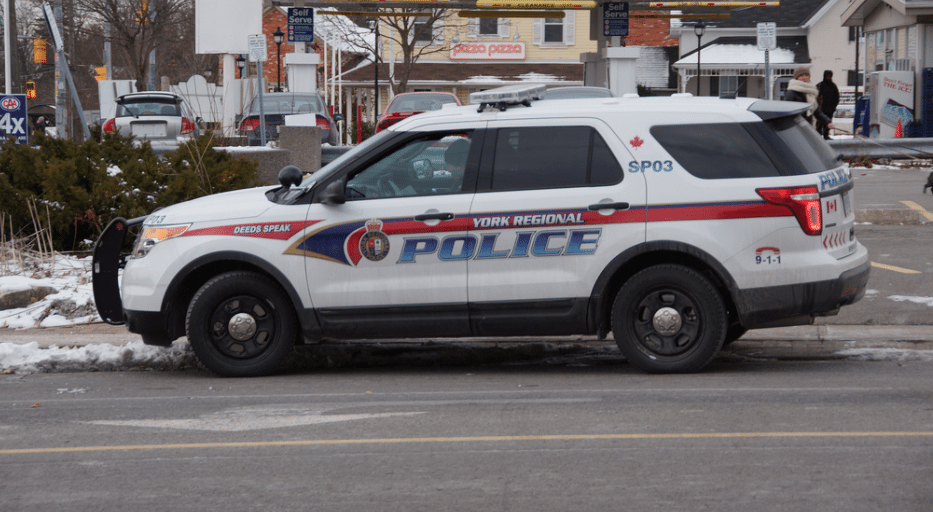 York Region police officer fired for benefits fraud