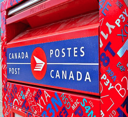 Canada Post warns residents of a phishing e-mail