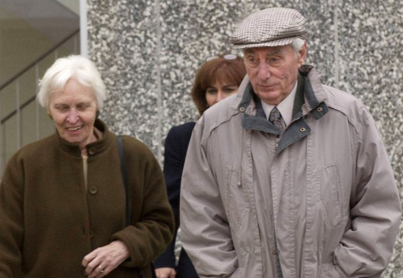 Former Nazi Helmut Oberlander stripped of citizenship – again