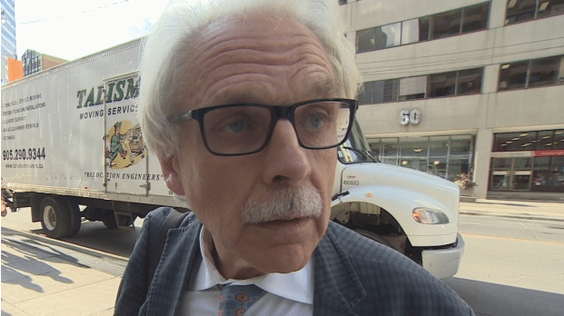 Well dressed Toronto tenant acquitted of assault, still facing fraud charges