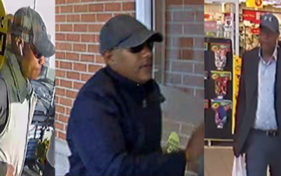 Man wanted for mail theft and identity fraud