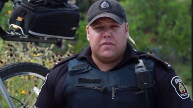 Sudbury police officer Christopher Labreche pleads guilty to fraud