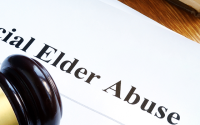 Mortgage broker charged in connection with financial elder abuse