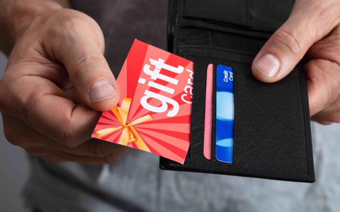 Niagara police warn of gift card scam