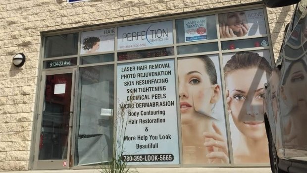 Laser cosmetic shop owner charged with faking break-in and theft