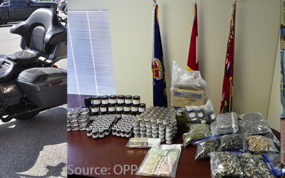 OPP laid additional charges against illegal gambling operation in Project Hobart