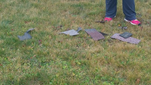 Glace Bay woman says insurance company accused her of damaging her own home