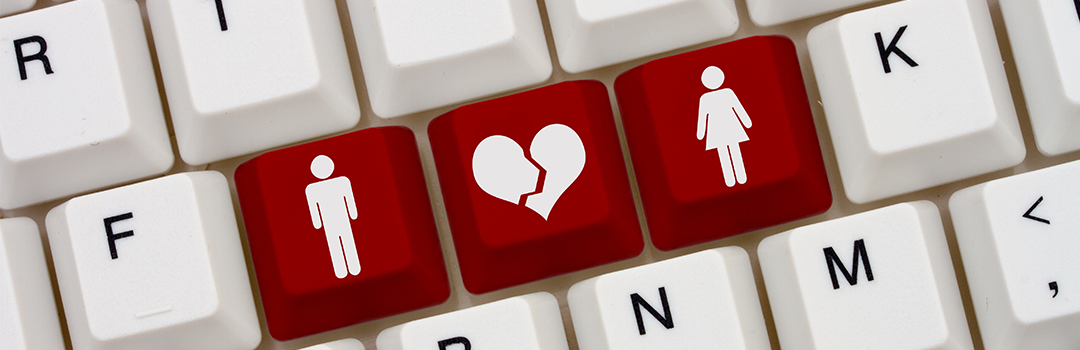 Romance scammers: 'Are you falling in love, or falling victim?'